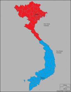 MapofNewNorthVietnam